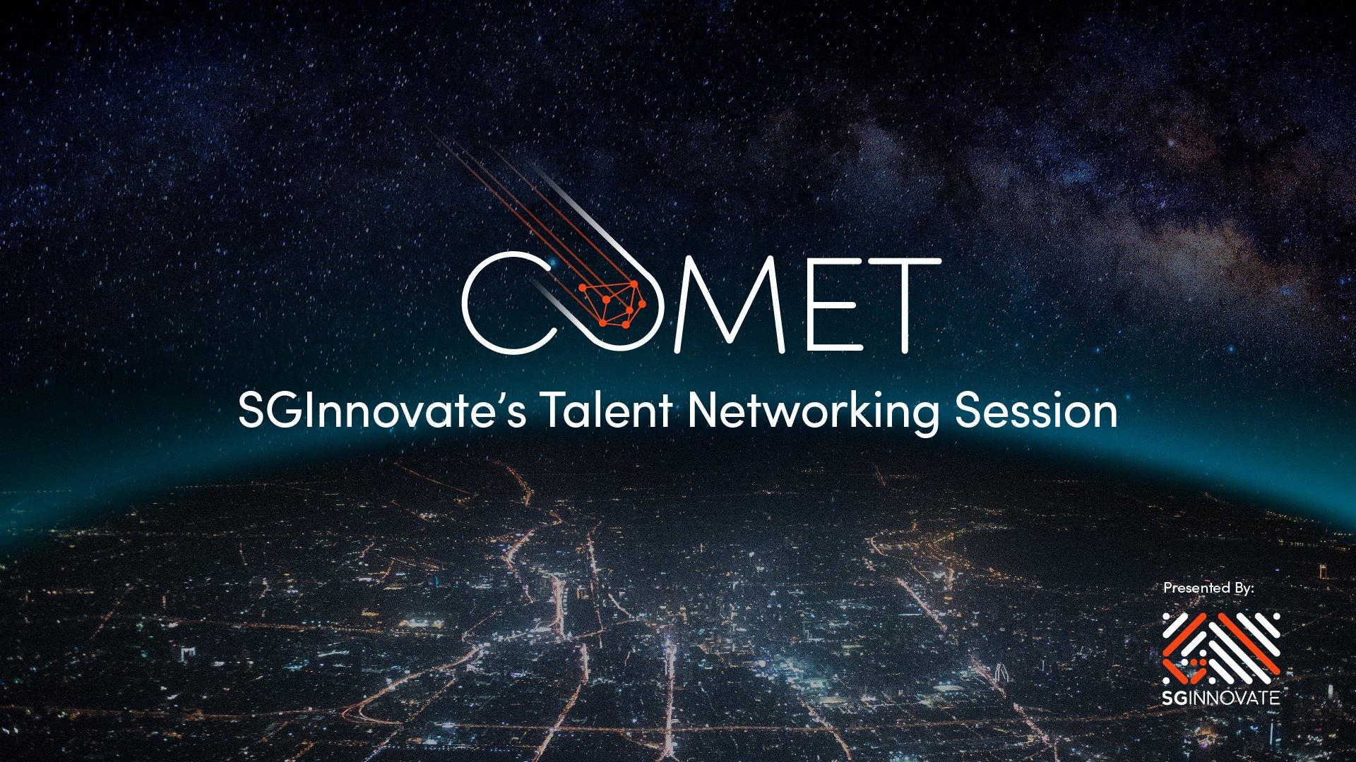 Comet visual Dec 18