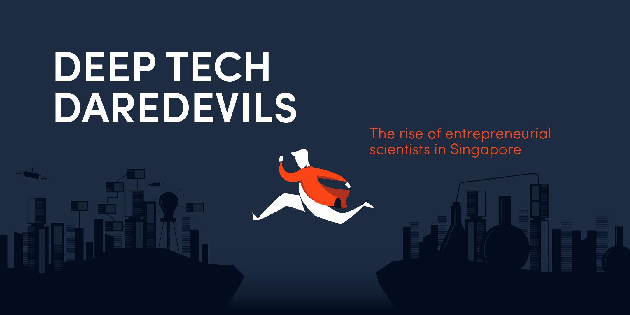 Deep Tech Daredevil banner